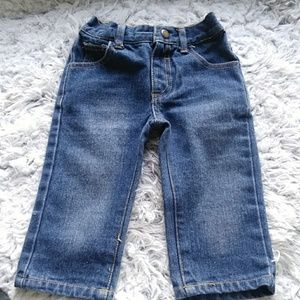 Lucky Brand Baby Boy Jeans 12M